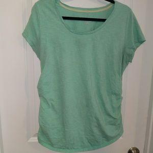 🔸Maternity Top🔸 mint green t-shirt